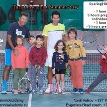 Kids Tennis Academy